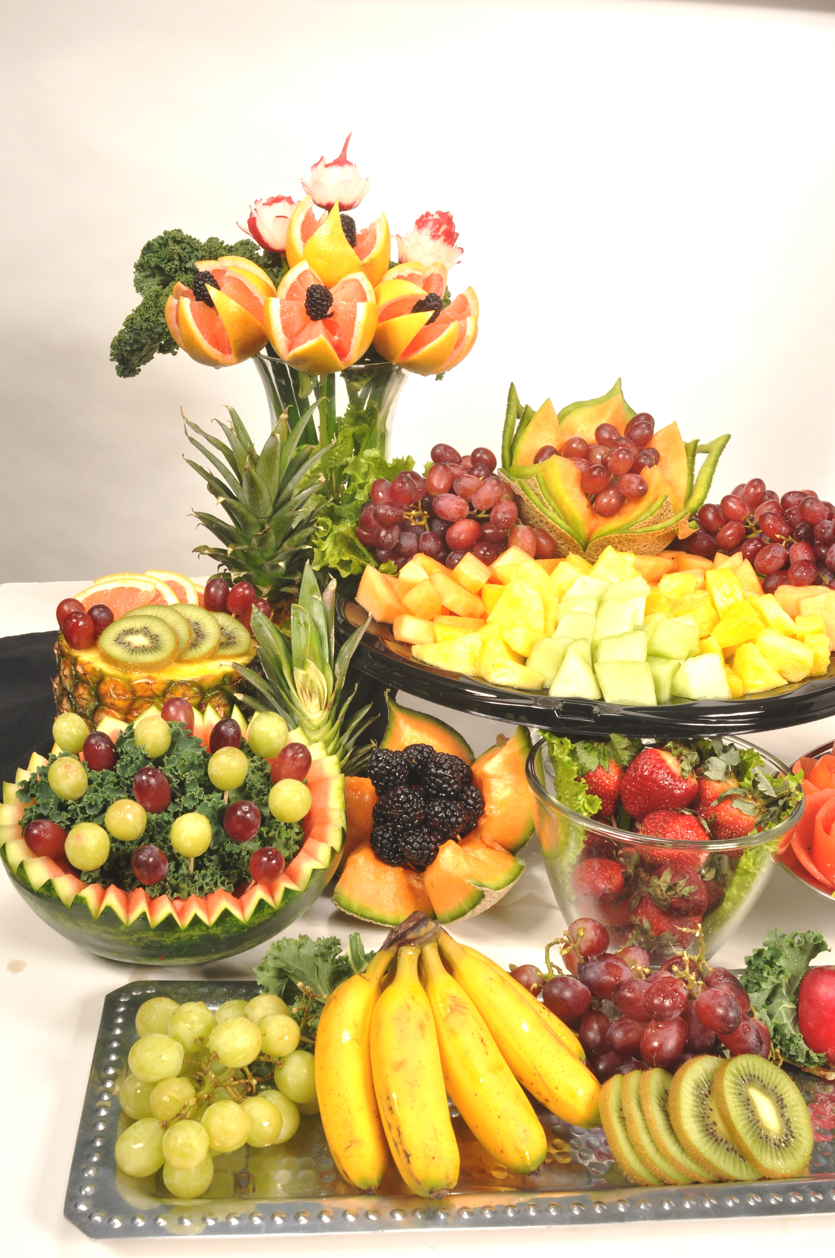 Flamboyant Fruit Display  pictures   DSC 0240autobrightcropped2